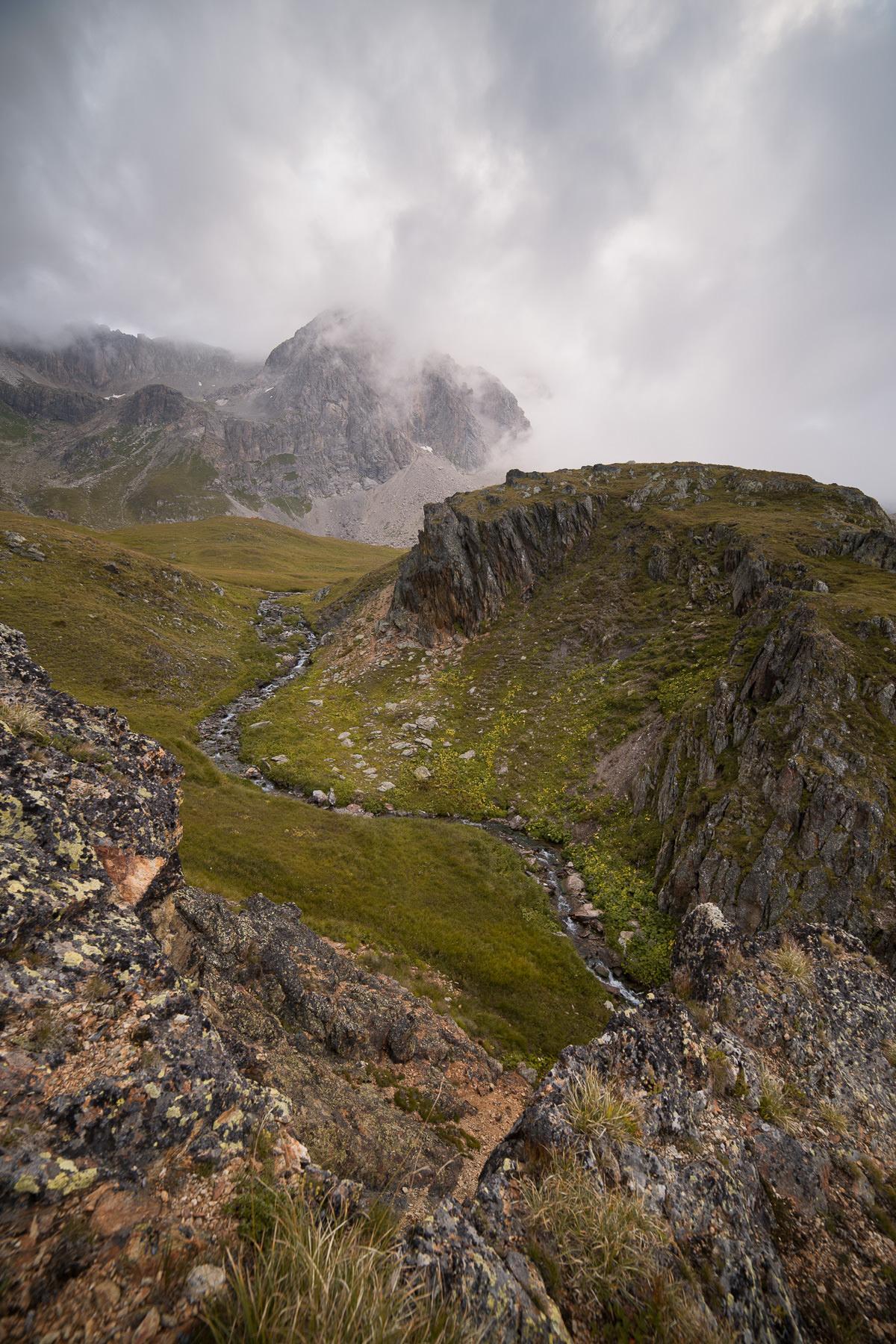 Randonnée au lac des Cerces, Valloire Galibier