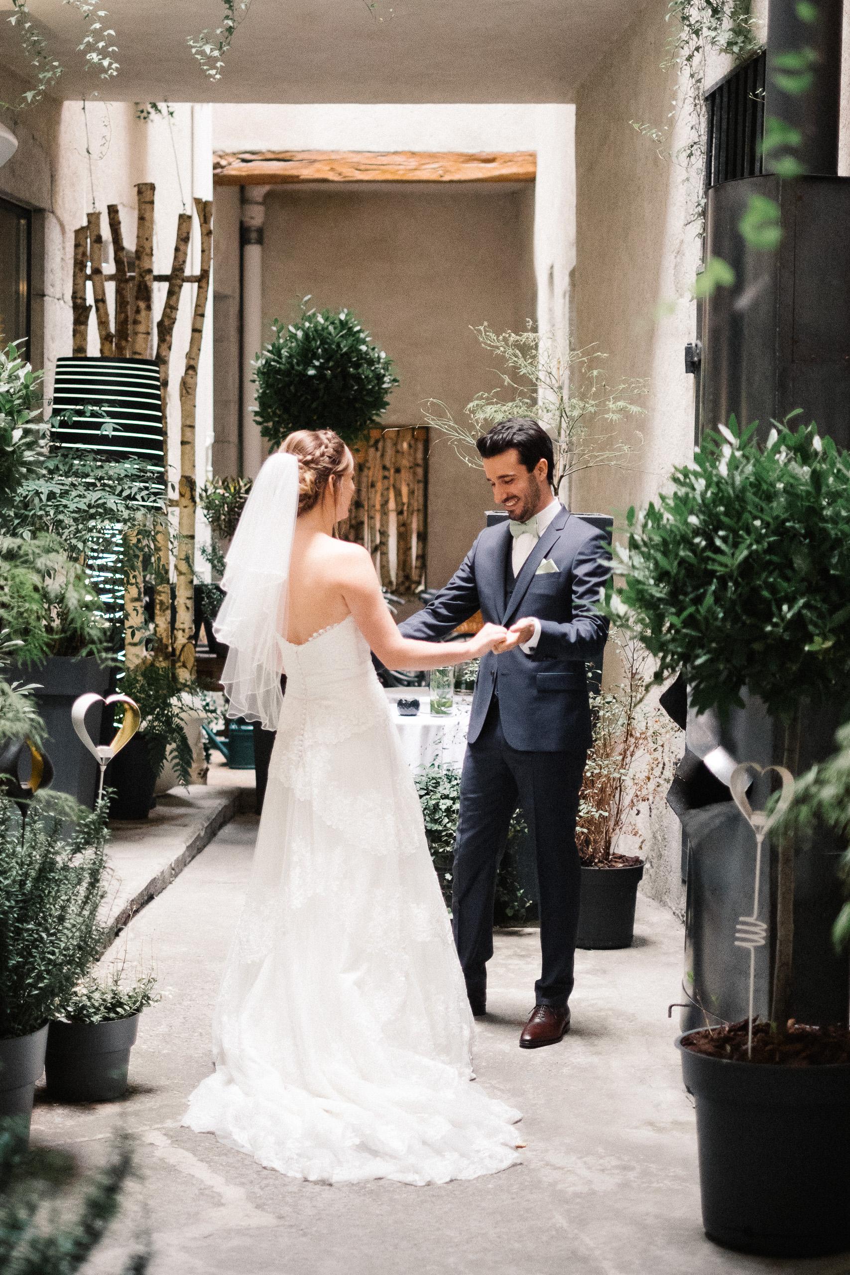 Mariage à Chambéry au Petit Hôtel Confidentiel - Lucile & Florent