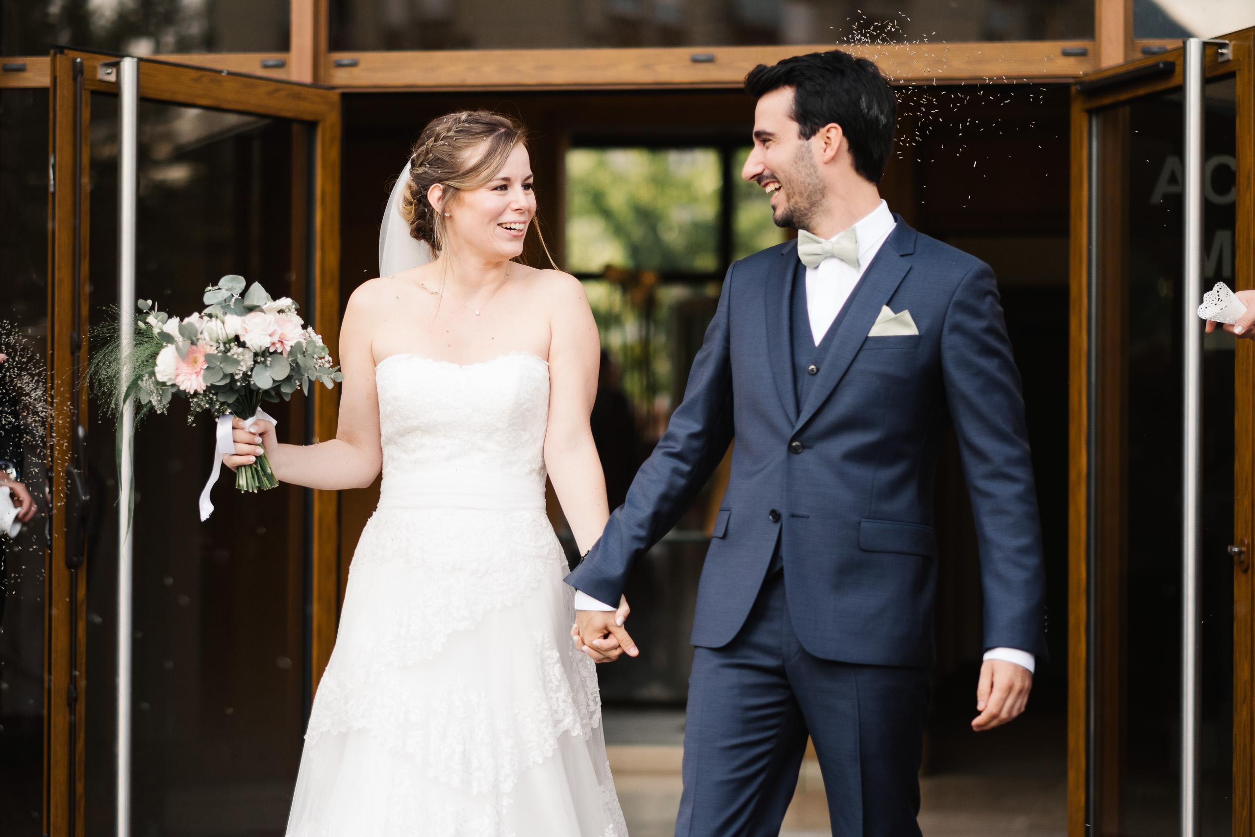 Mariage à la mairie de Cognin - Lucile & Florent