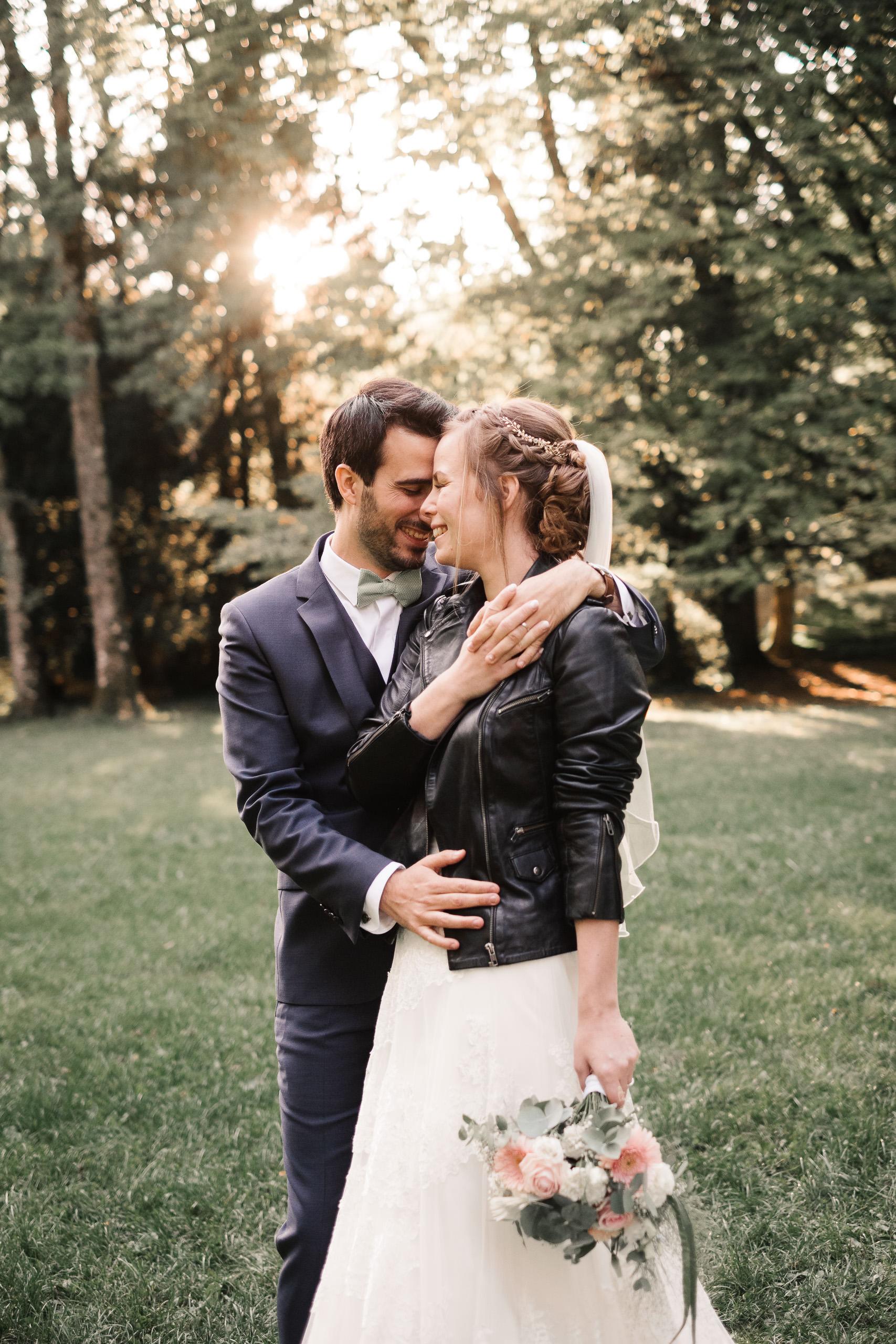 Mariage à Chambéry - Séance photo de couple -Lucile & Florent