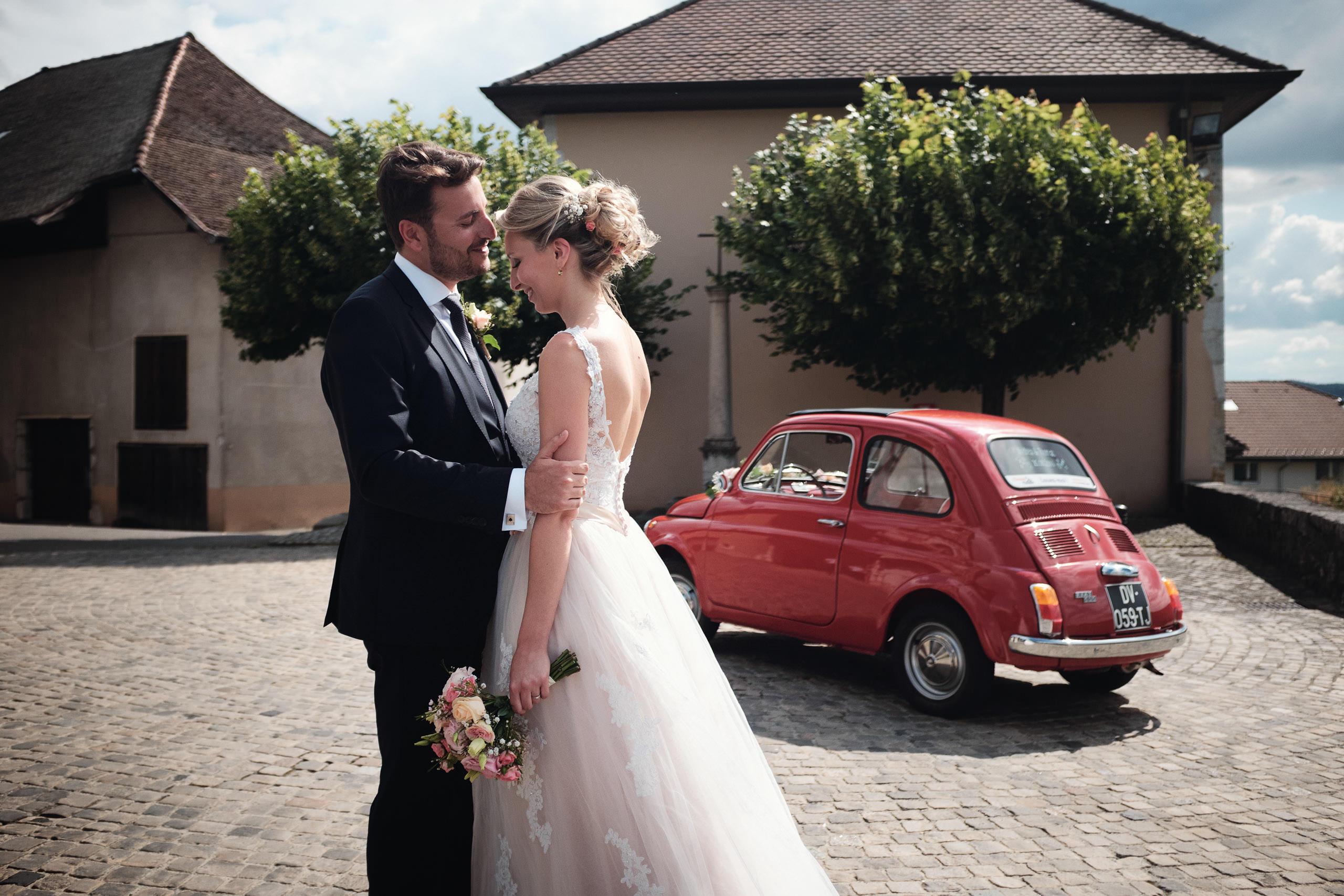 Photographe mariage à Annecy