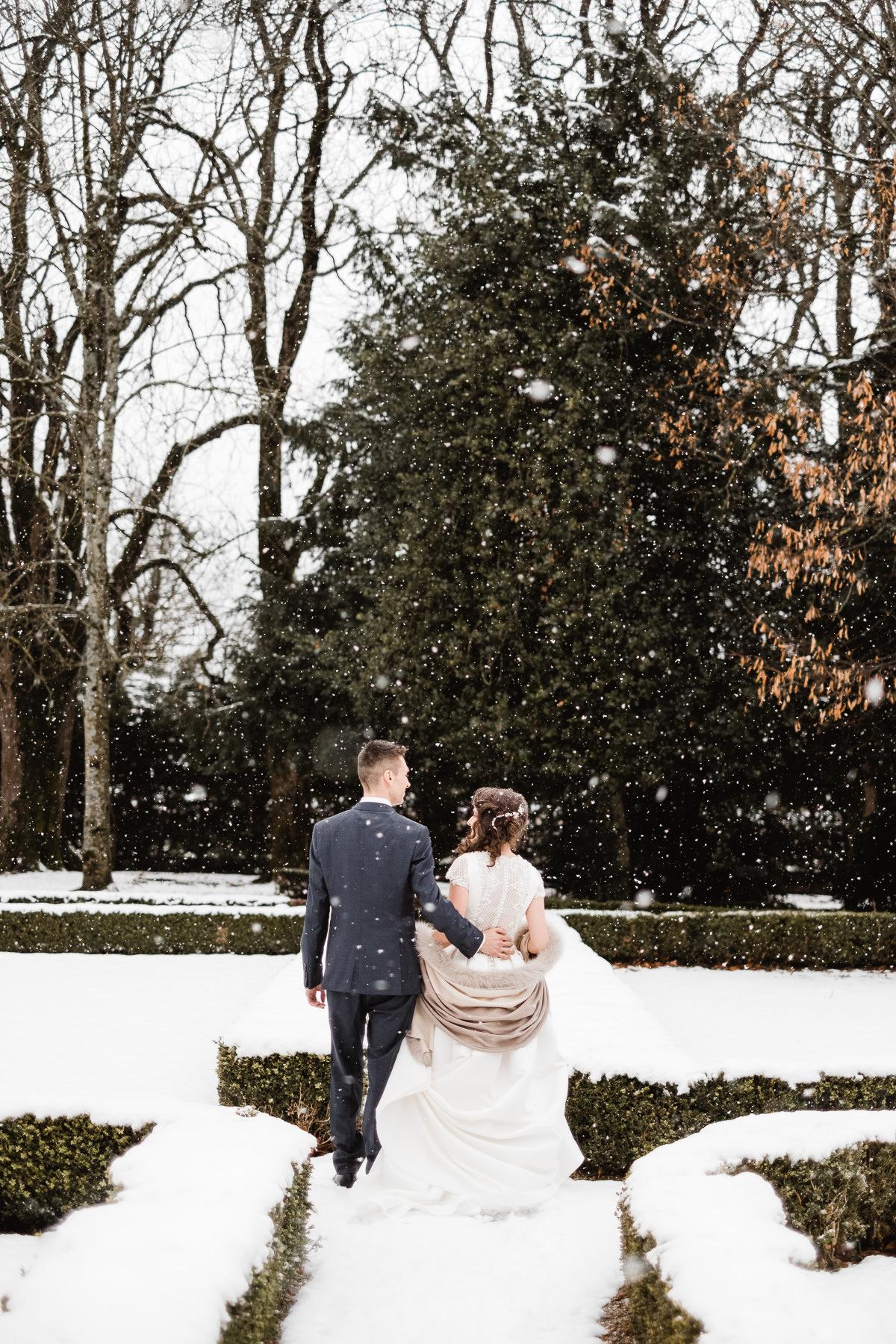 Un mariage en décembre