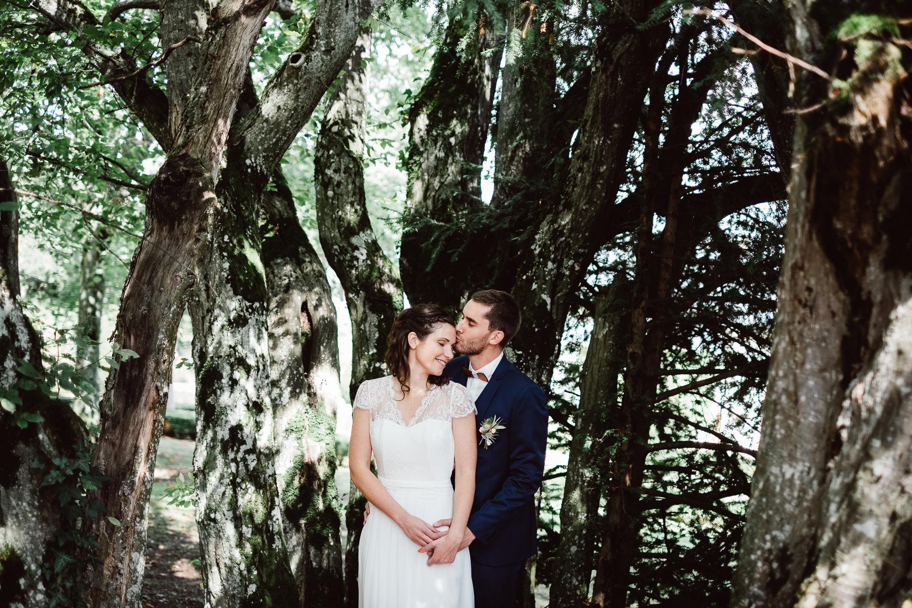 Photographe mariage domaine des Saints Peres Chambery Pastel Boheme Chic