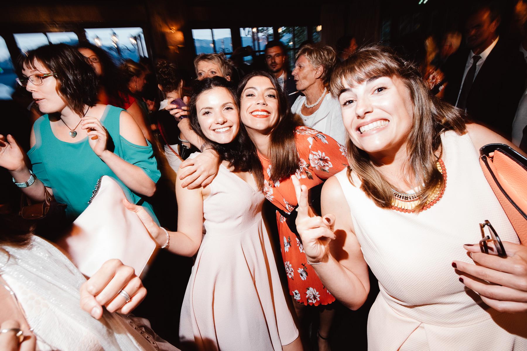 Animation soirée de mariage au Domaine des Saints Peres à Chambéry