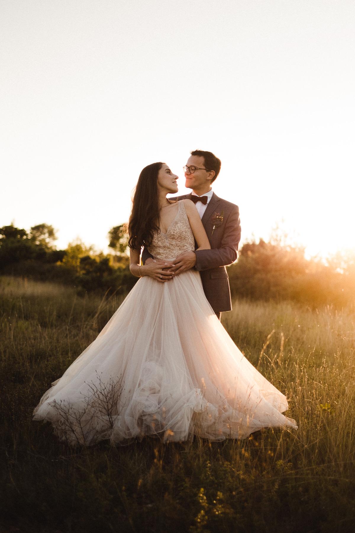 Quelle est la meilleur heure pour faire des photos de mariage ?