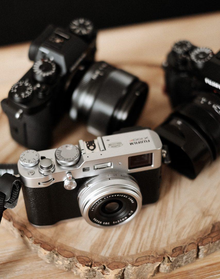 Fujifilm & Fuji x100F & X-T3